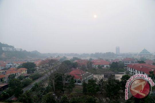 Kualitas udara Batam memburuk