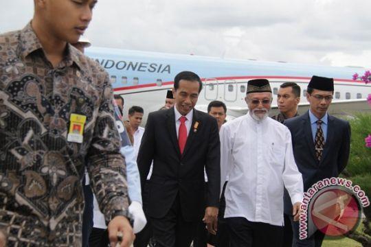 Wali Nanggroe: jaga perdamaian Aceh