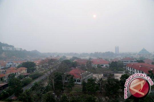 Indeks standar pencemar udara Batam naik lagi