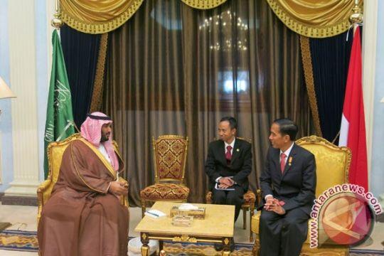 Putra Mahkota jamin Saudi tak ingin perang dengan Iran