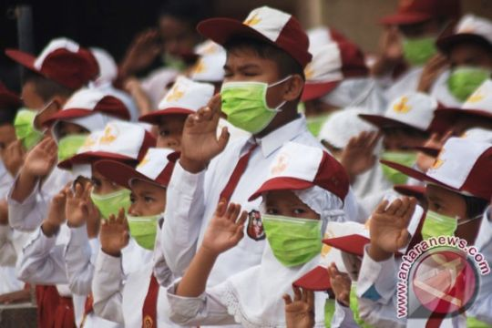Satelit pantau 273 titik panas di Sumatera