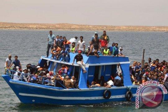 Belasan migran Afrika tewas akibat kapal tenggelam di perairan Tunisia