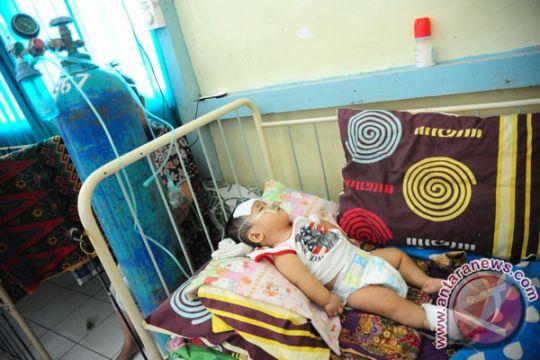 Ribuan balita Sukabumi terserang paru-paru basah