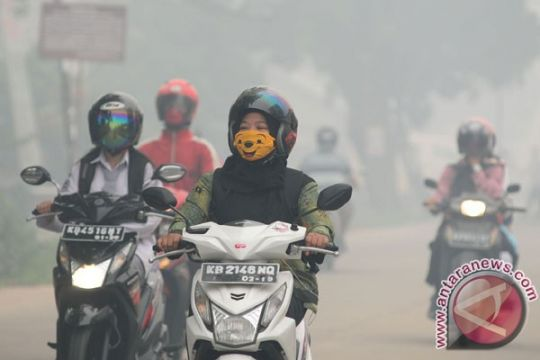 Kubu Raya kembali liburkan sekolah akibat kabut asap