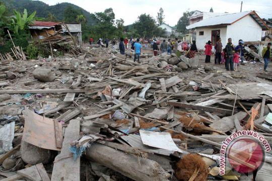 21 rumah di Bener Meriah-Aceh diterjang puting beliung