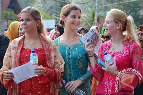 ANTARA Doeloe : Noni Belanda pakai kebaja karena cinta Indonesia