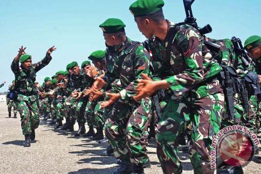 Prajurit TNI AD jangan terlibat narkoba
