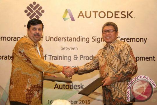 Kemnaker gandeng Autodesk siapkan pelatihan desain 3D untuk 276 BLK