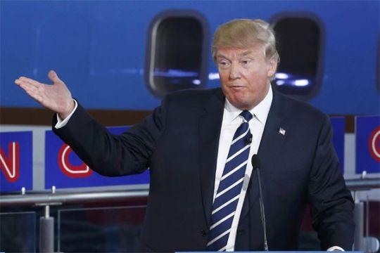 PGI: Donald Trump lakukan pelanggaran HAM
