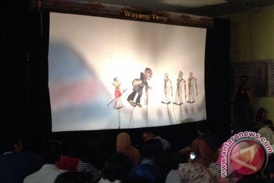 Akhir Pekan @Museum Nasional tampilkan koleksi maritim lewat Wayang Tavip