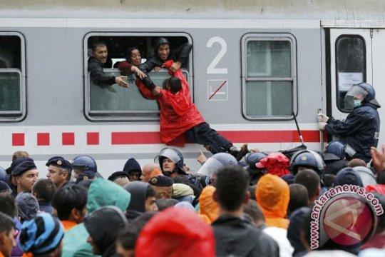 Delapan belas terluka saat menyeberangi perbatasan Bosnia-Kroasia