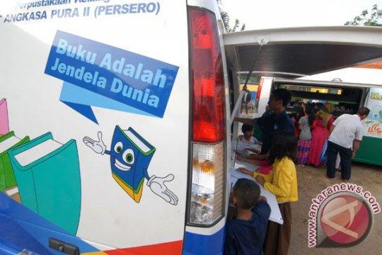 """Perpustakaan desa yang """"mati suri"""" di Tangerang-Banten digiatkan lagi"""