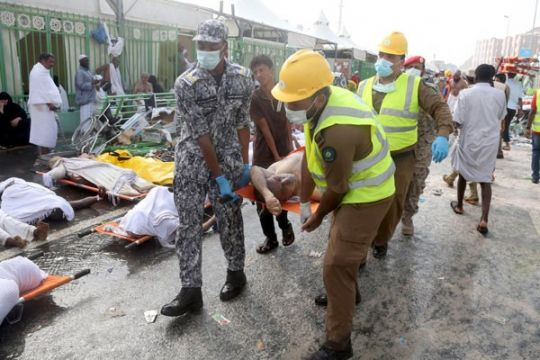 Presiden harapkan tragedi Mina tidak terulang