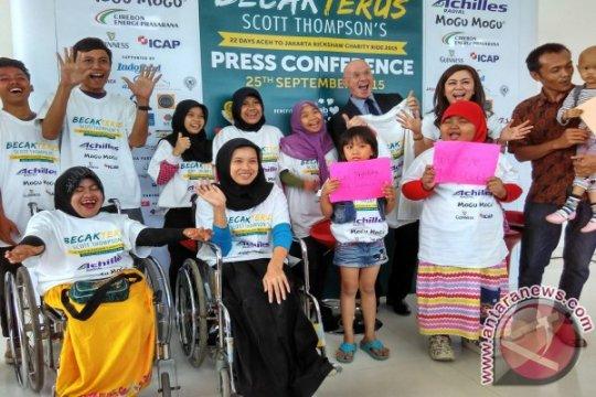 Minat berdonasi masyarakat Indonesia tinggi meski di tengah krisis