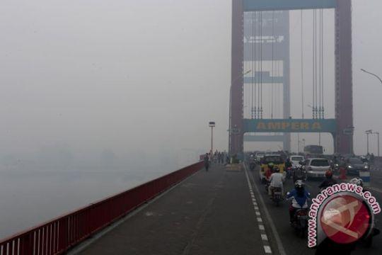 """Bencana asap - 1.820 """"hotspot"""" di Sumatera dan Kalimantan"""