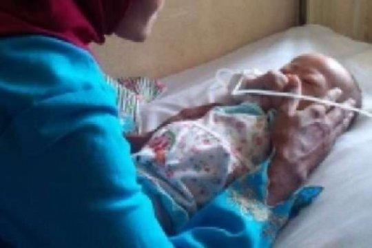 RSUD rawat tiga bocah Indragiri Hilir penderita gizi buruk