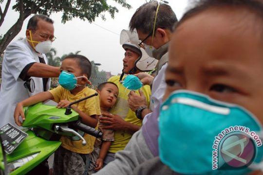 Terpapar berat asap, 18 bayi dirawat intensif