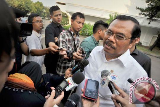 Jaksa Agung selamati pimpinan baru KPK