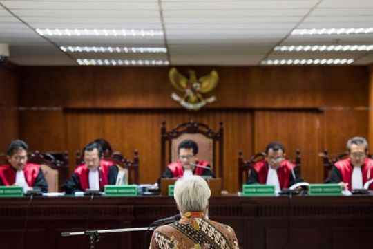 Hakim Tipikor butuh tambahan ruang dan tunjangan