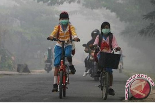 Puskesmas di Pekanbaru masih siaga layani korban terdampak asap