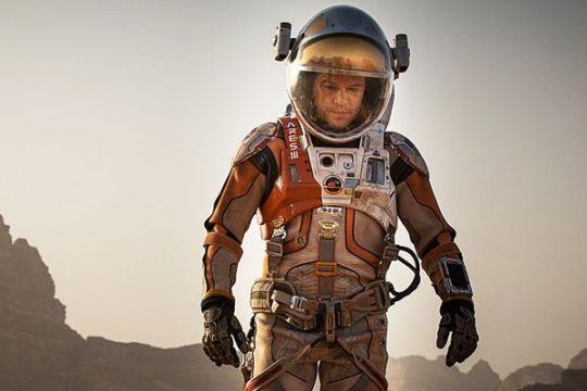 """""""Goosebumps"""" salip """"The Martian"""" di terlaris pekan lalu"""