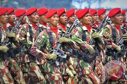 Kebanggaan sebagai Korps Baret Merah jangan luntur