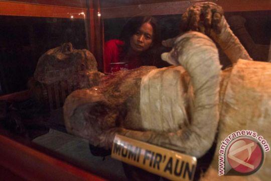 """Museum Mesir pamerkan """"Mumi Menjerit"""""""