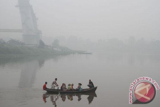 BMKG: kabut asap Riau terus memburuk
