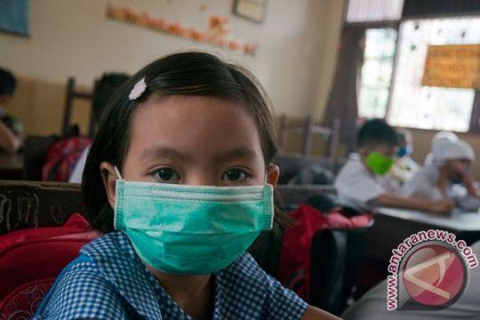 Posko evakuasi Pekanbaru pulangkan semua bayi