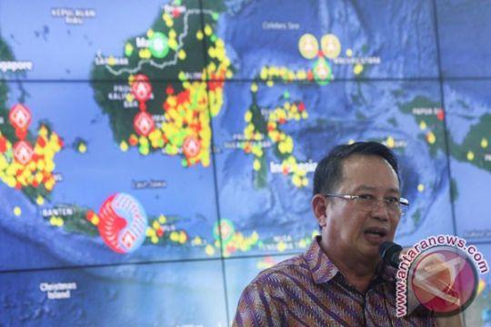 Kepala BNPB tinjau lokasi banjir di Karawang