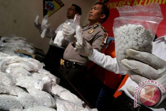 Polres Barito Selatan amankan ribuan butir pil koplo