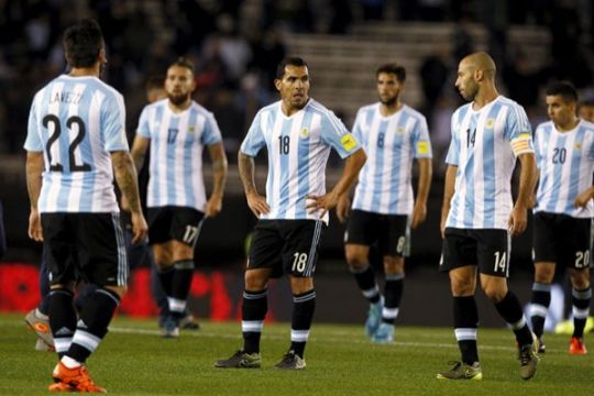 Argentina minta Everton izinkan Mori ke Olimpiade