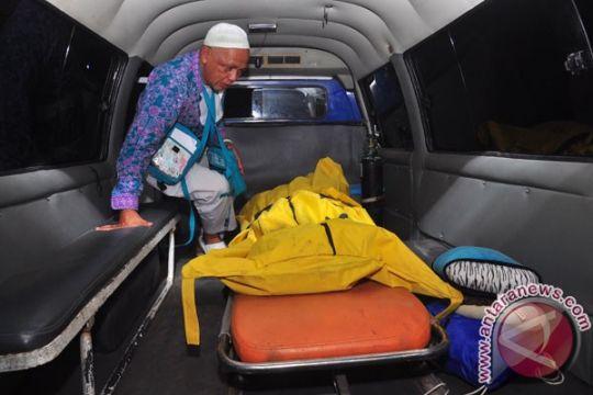 Anggota jamaah haji Sleman meninggal di pesawat