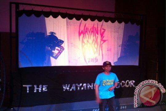 Wayang ala Wayang Bocor