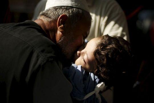 Serangan Israel tewaskan rakyat