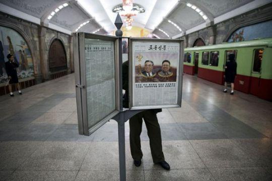 AS jatuhkan sanksi ke instansi dan pejabat Korea Utara