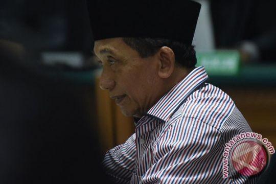Kesehatan napi Sukamiskin Fuad Amin terus dimonitor