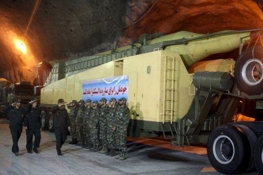 AS jatuhkan sanksi ke perusahaan terkait program rudal Iran