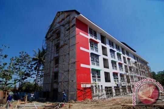 Kementerian PUPR serahkan rusun untuk STPP Bogor