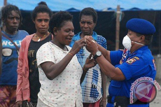 BNPB Papua bantu satgas penanggulangan asap Merauke