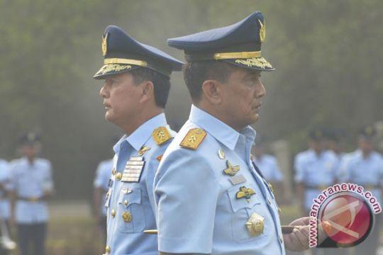 Calon kepala staf TNI AU masih diseleksi