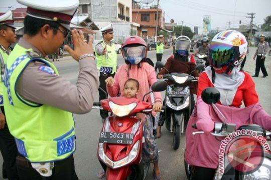 Polisi Jepang studi banding di Singkawang