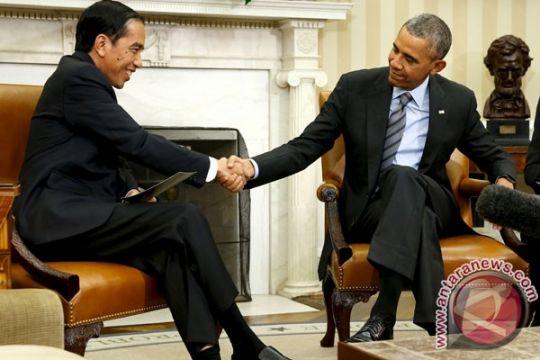 Dari Washington Jokowi langsung ke Palembang