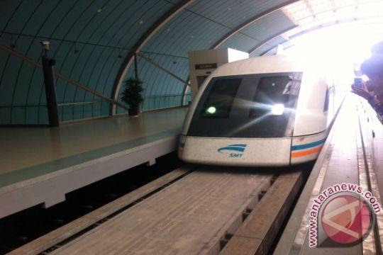 China kerja keras wujudkan kereta peluru 400 km/jam