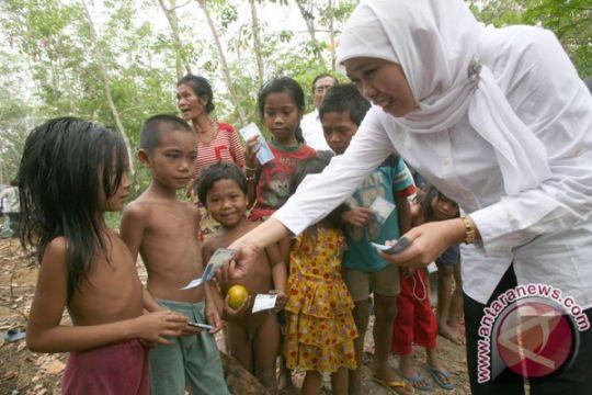 Mensos bantu stok makanan Suku Anak Dalam