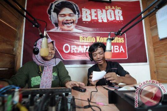 """""""Kampung Radio"""" Desa Bukit Layang didukung Pemkab Bangka"""
