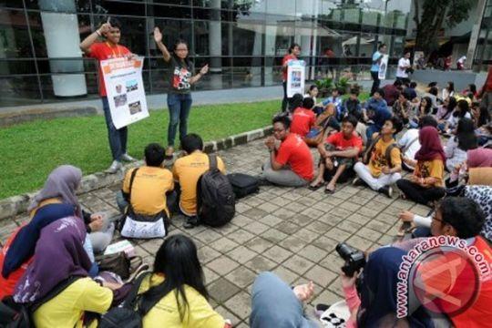 Rock The Vote Indonesia ajak pemuda peduli Pilkada