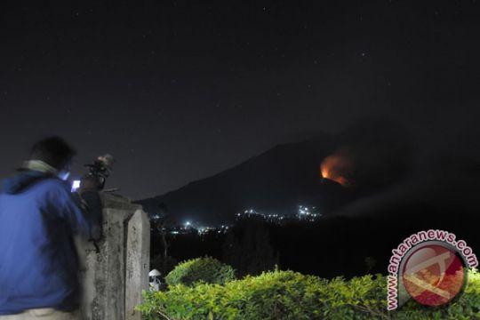 TNGM tutup sementara pendakian Gunung Merapi