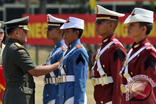 Proses seleksi taruna Akademi Kepolisian dari Jawa Barat ditinjau