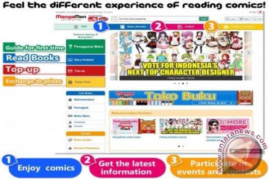 """Toko Buku Komik Jepang Online """"MangaMon"""" telah Resmi Diluncurkan di Indonesia!"""